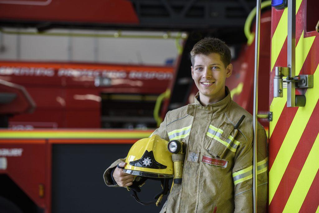 Firefighter Apprenticeship End-Point Assessment | SFJ Awards