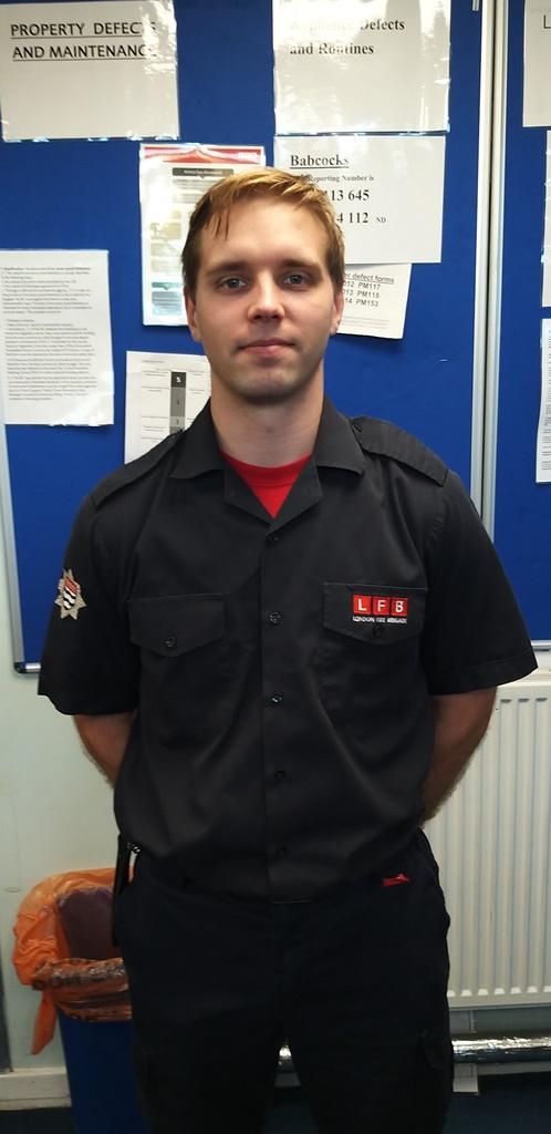 Operational Firefighter Apprentice