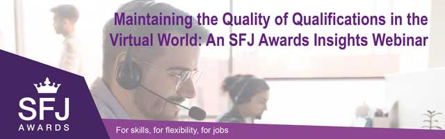 Qualifications Webinar