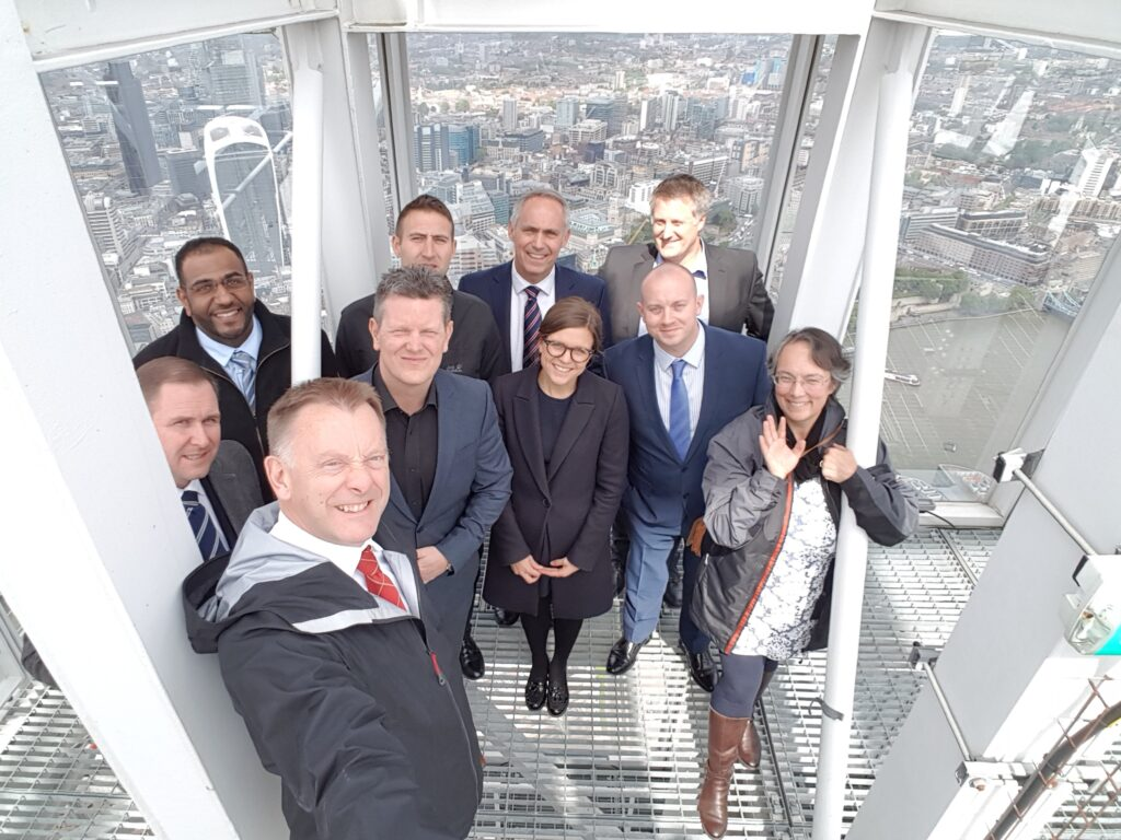 Tall Building Fire Safety | The Shard | SFJ Awards Accreditation