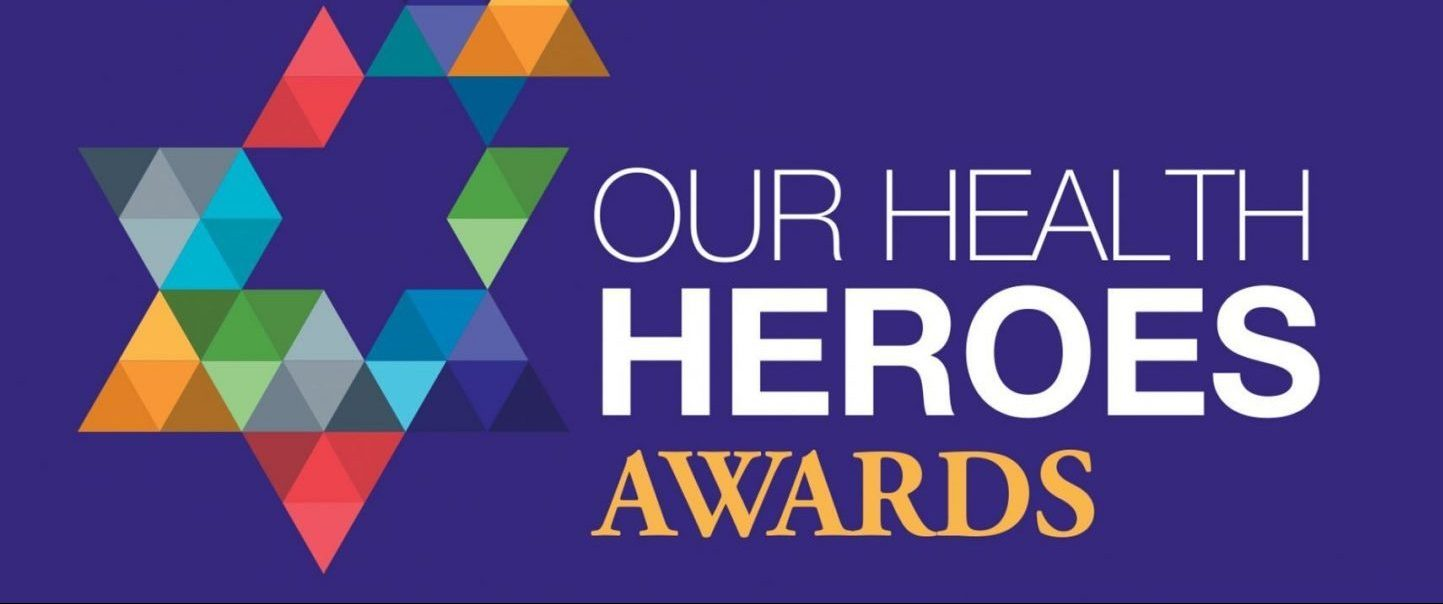 Our Health Heroes Awards | Learning and Development Health | SFJ Awards