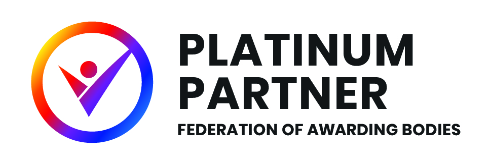Federation of Awarding Bodies FAB | Approved Platinum Partner | Vocational Qualifications | Learning and Development | SFJ Awards