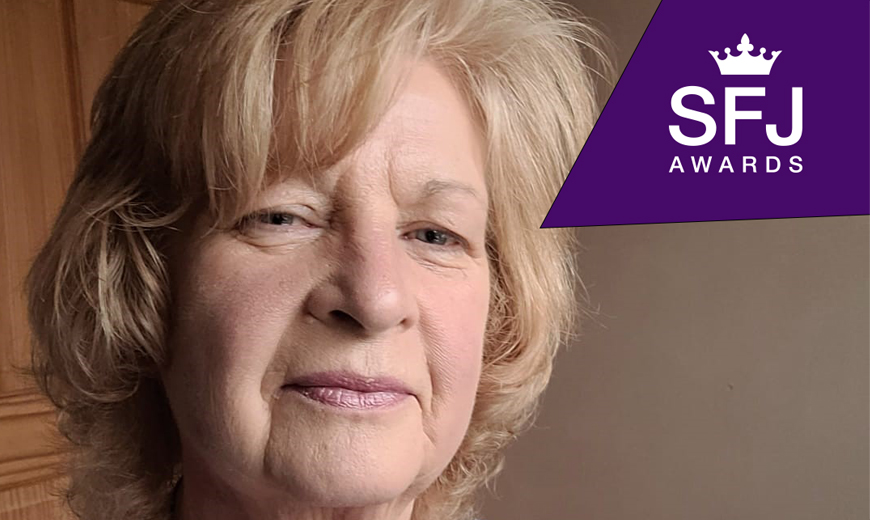 Linda Affleck Drimer SFJ Awards Products