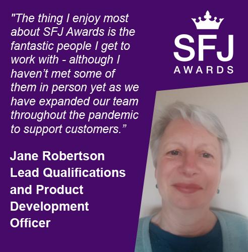 Qualifications Development | SFJ Awards