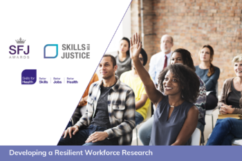Developing a Resilient Workforce Research | SFJ Awards Survey